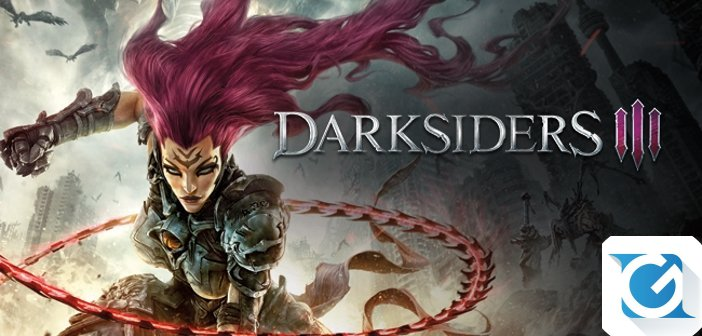 THQ Nordic conferma Darksiders 3 per XBOX One, Playstation 4 e PC