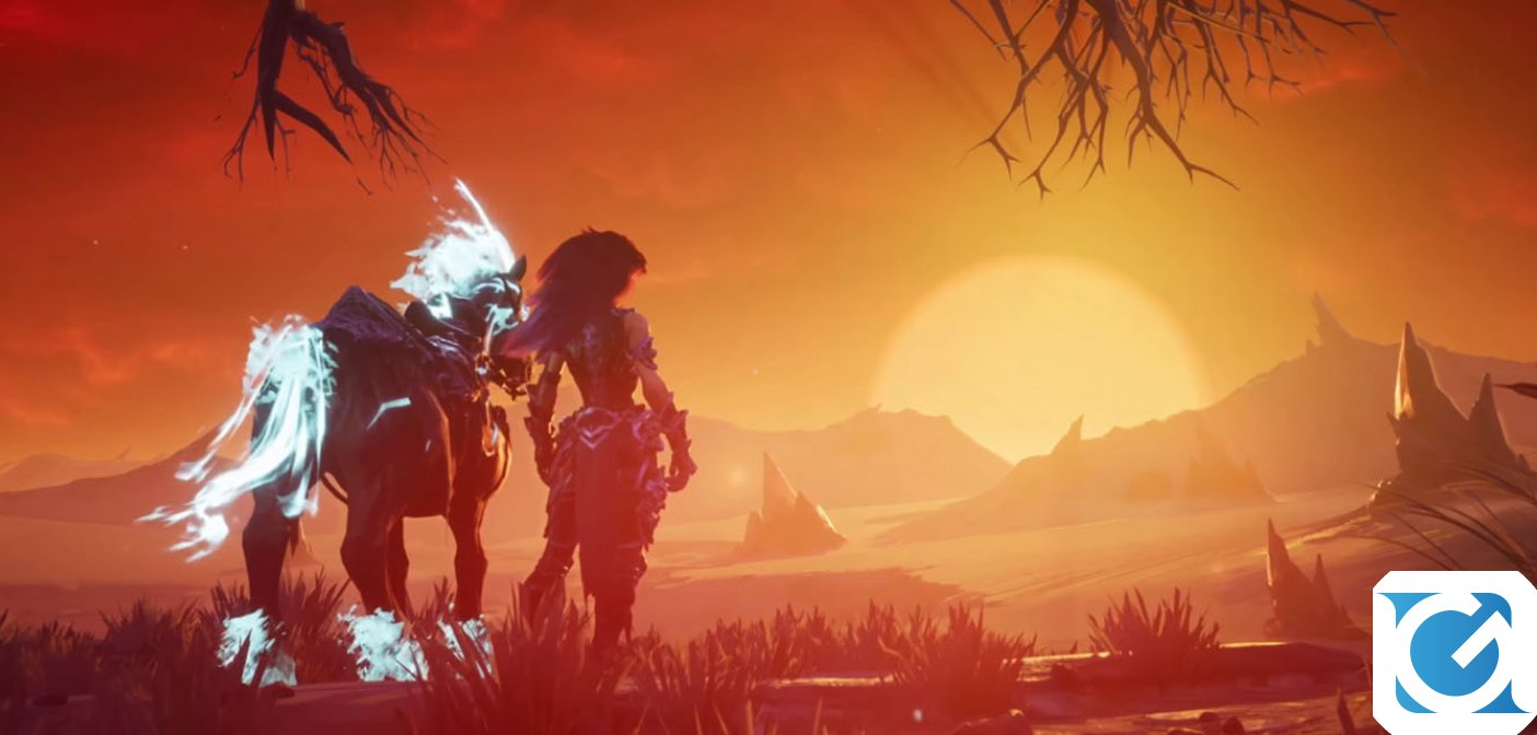 Nuovo trailer per Darksiders III: Horse with Name