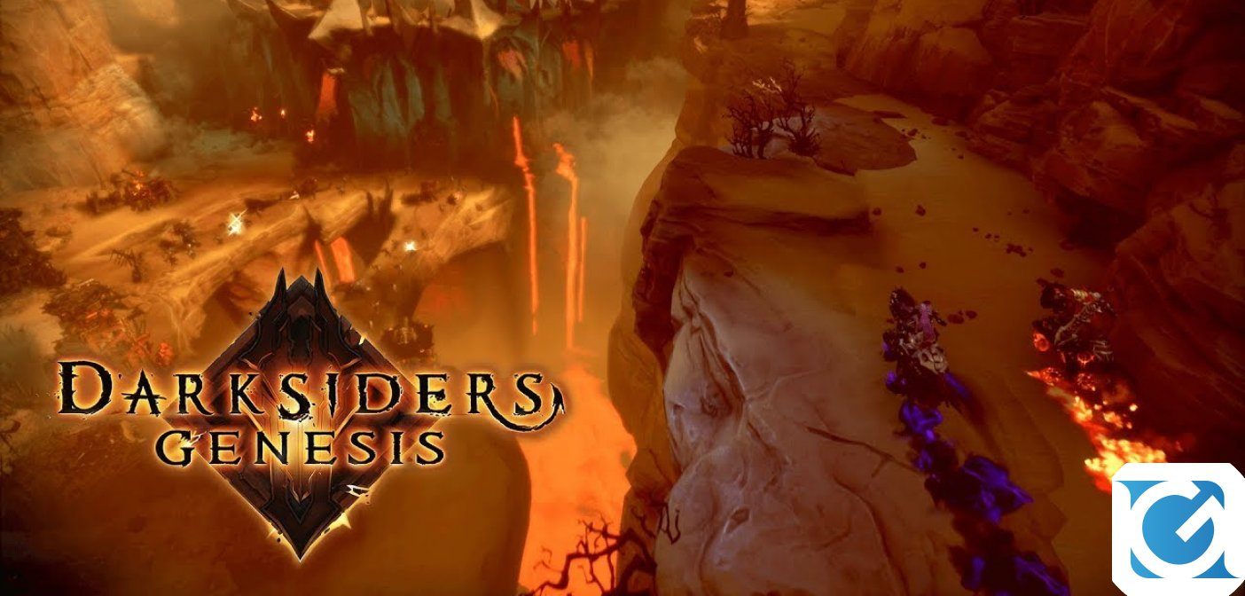 Darksiders Genesis si mostra in un nuovo video gameplay