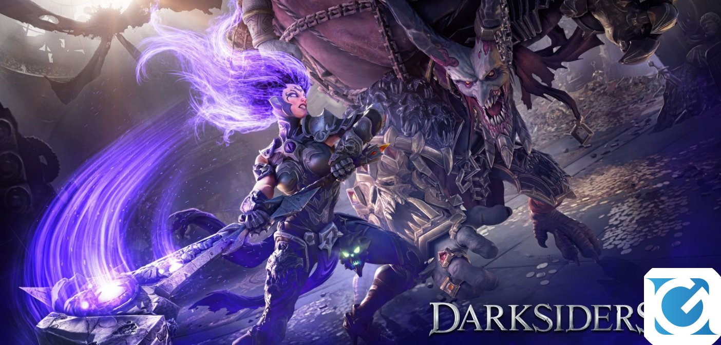 Nuovo video per Darksiders III