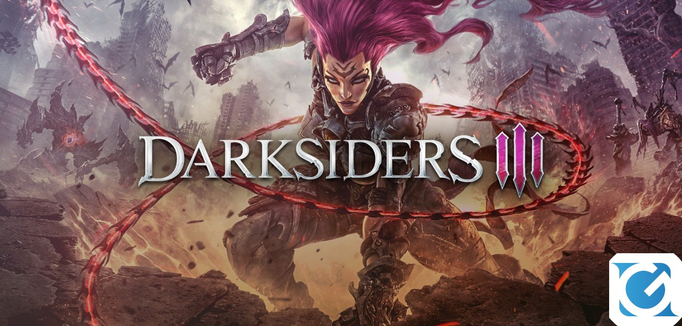 Nuovo trailer per Darksiders III
