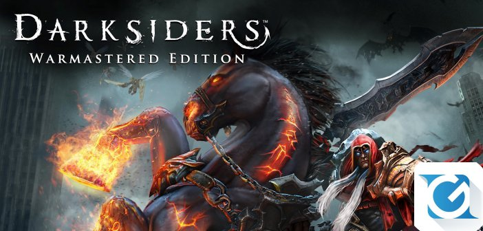 Darksiders Warmastered Edition arriva su Wii U il 23 di maggio!