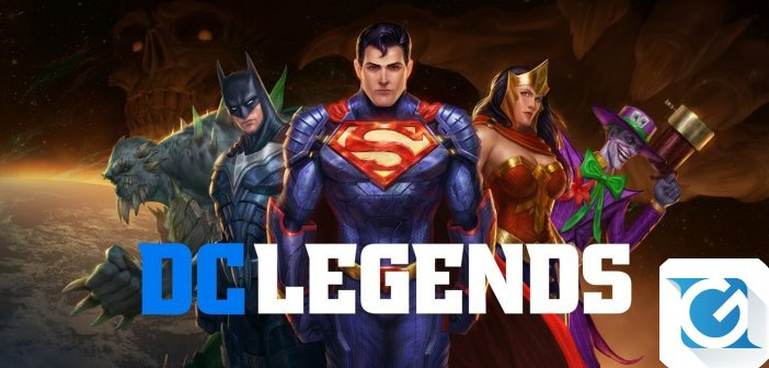 DC Legends Mobile disponibili i nuovi contenuti del film di Wonder Woman