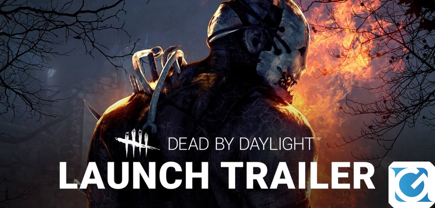 Dead by Daylight è disponibile per Switch