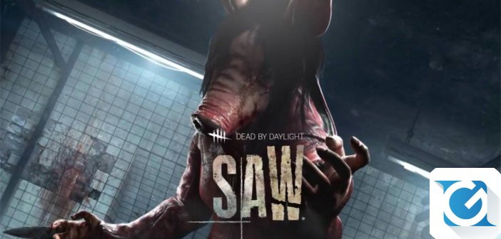 Dead by Daylight il capitolo dedicato a SAW e' disponibile per PC e console