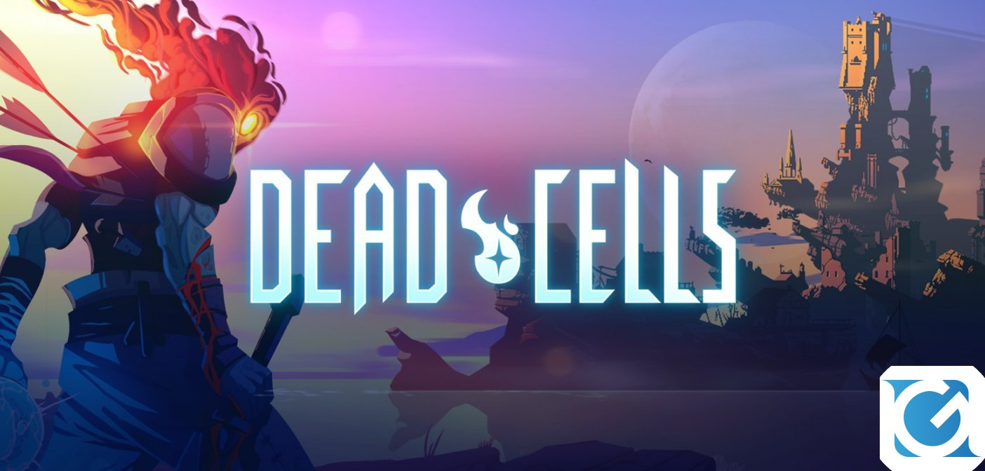 Dead Cells e' disponibile in formato fisico per Nintendo Switch