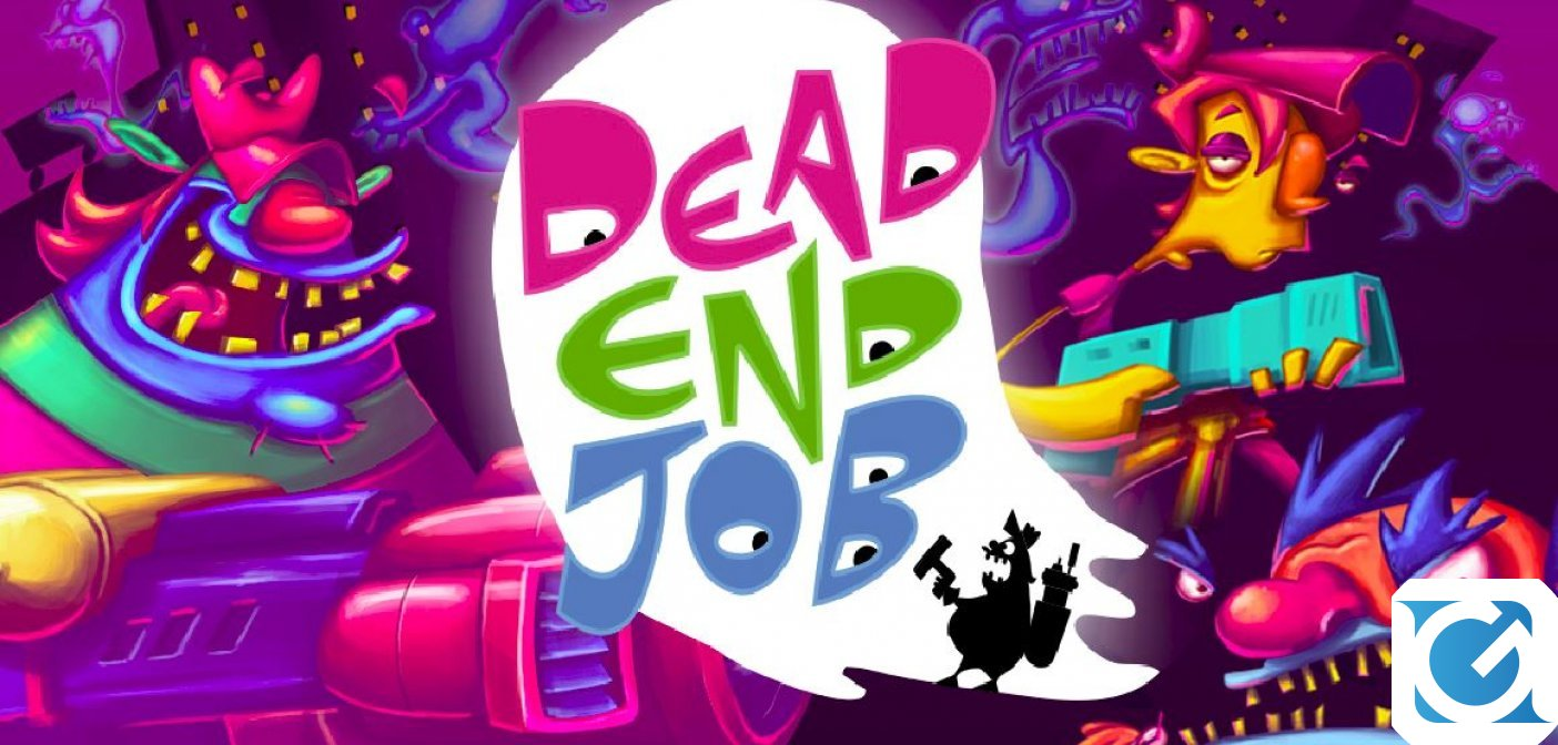 Headup Games presenta Dead End Job