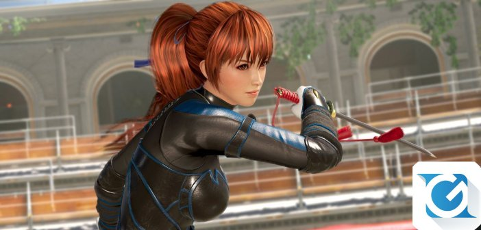 Dead Or Alive 6 arriva all'EVO 2018