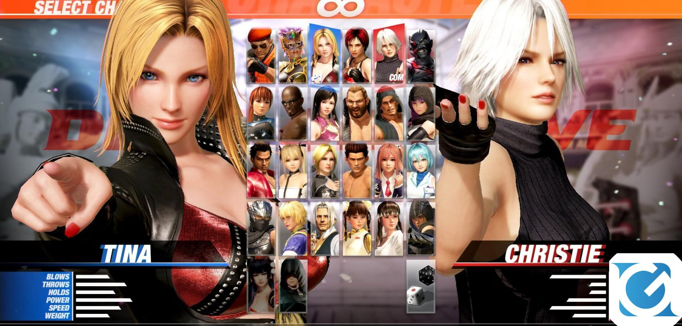 DEAD OR ALIVE 6 è disponibile per PC e console