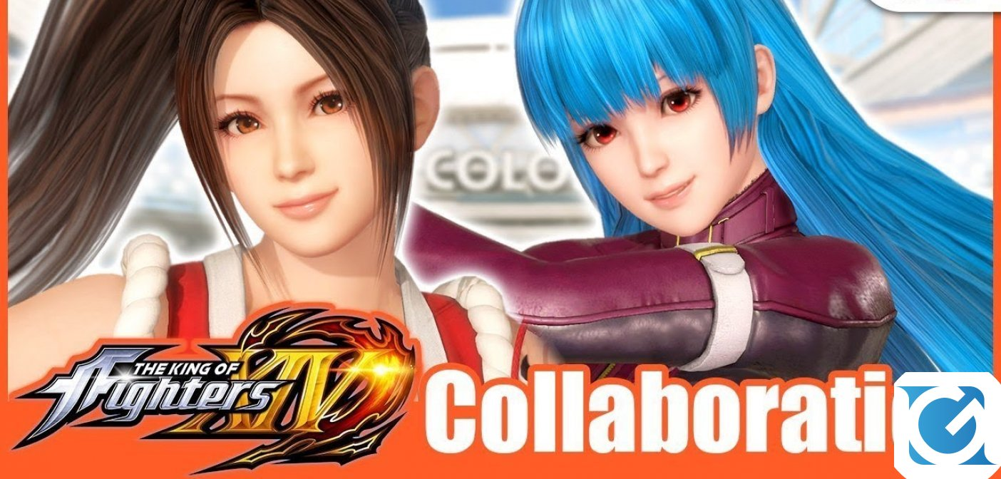 Collaborazione in vista tra DEAD OR ALIVE 6 e THE KING OF FIGHTERS