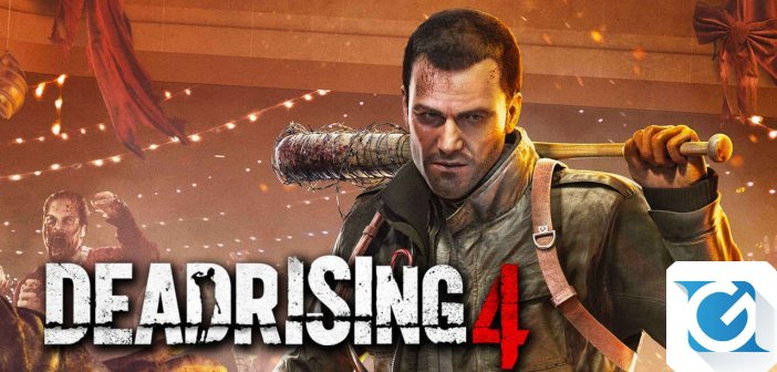 Dead Rising 4: Frank's Big Package e' disponibile su PS4
