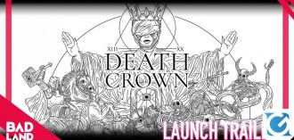 Death Crown è disponibile su console