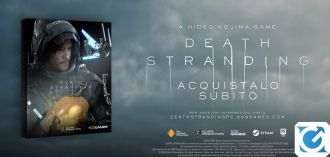 Death Stranding è disponibile su PC