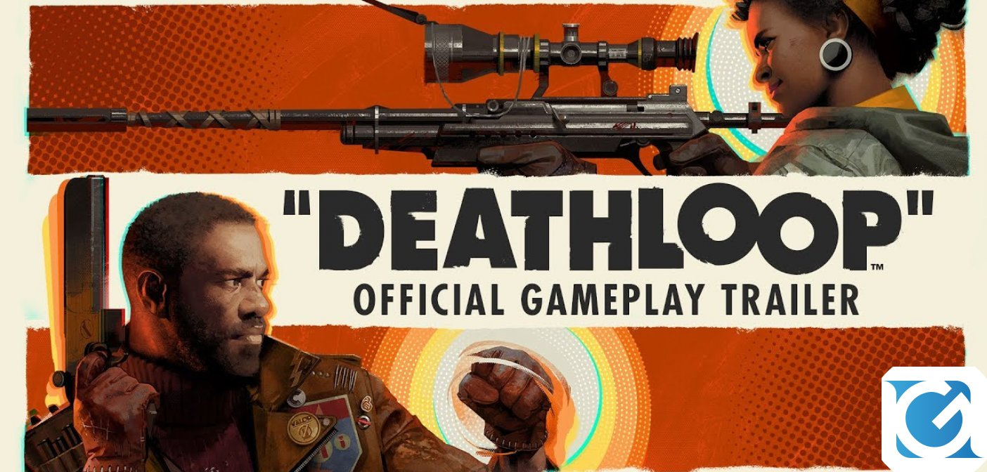 DEATHLOOP e Ghostwire: Tokyo si mostrano nei primi gameplay trailer