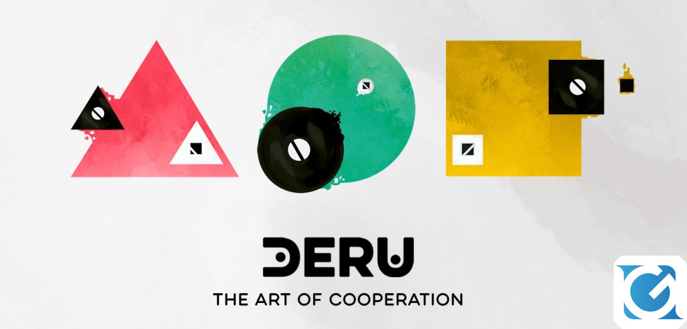 Deru - The Art of Cooperation è disponibile per PC, Mac e Switch