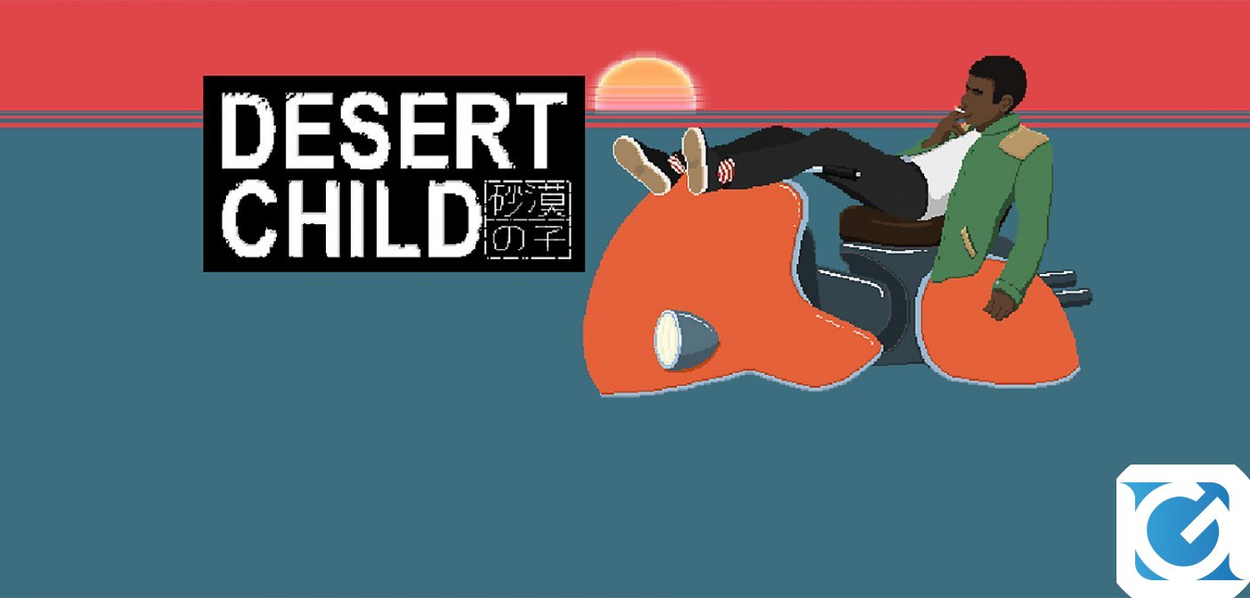 Desert Child arriva su PC e Console a dicembre