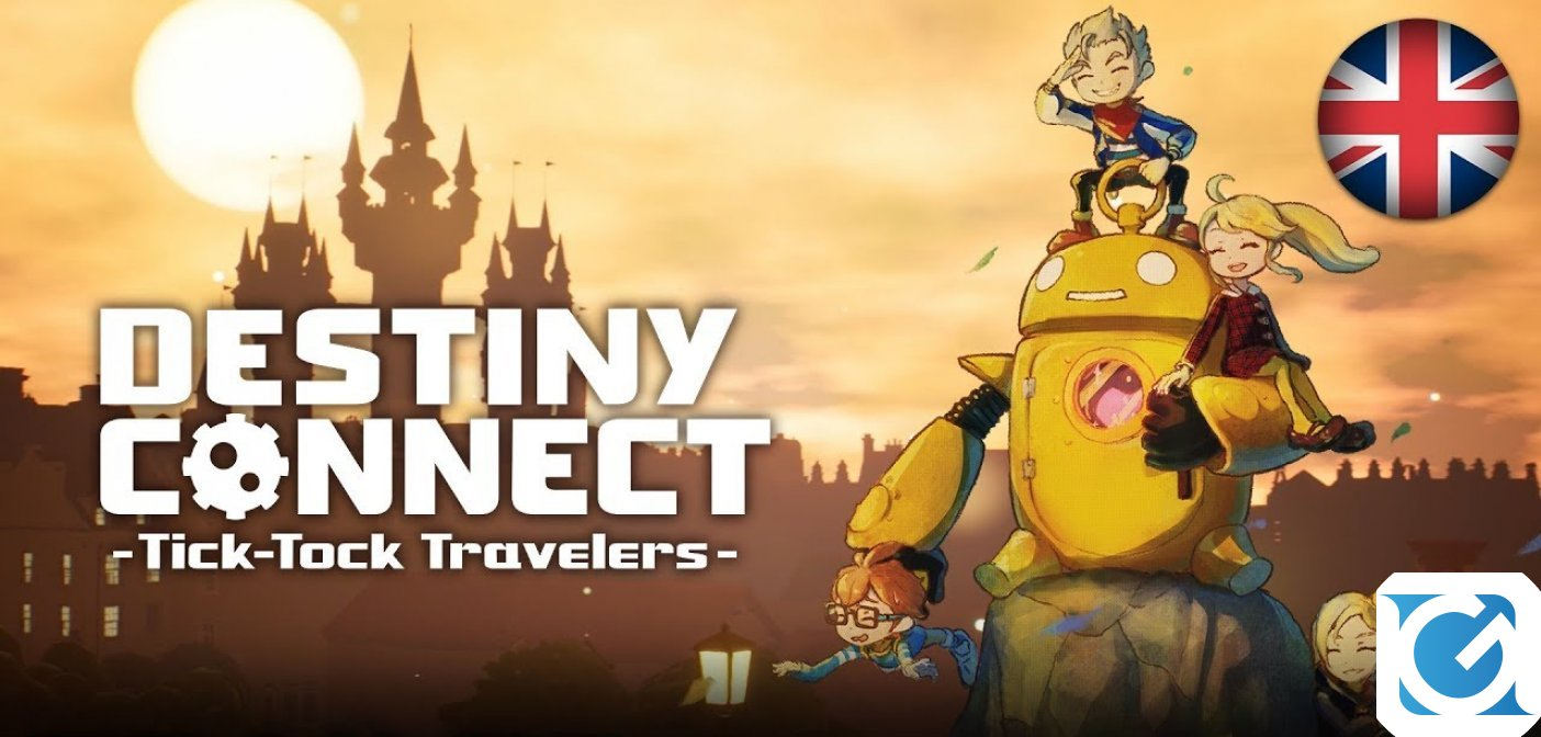 Destiny Connect: Tick-Tock Travelers è disponibile per PS4 e Switch
