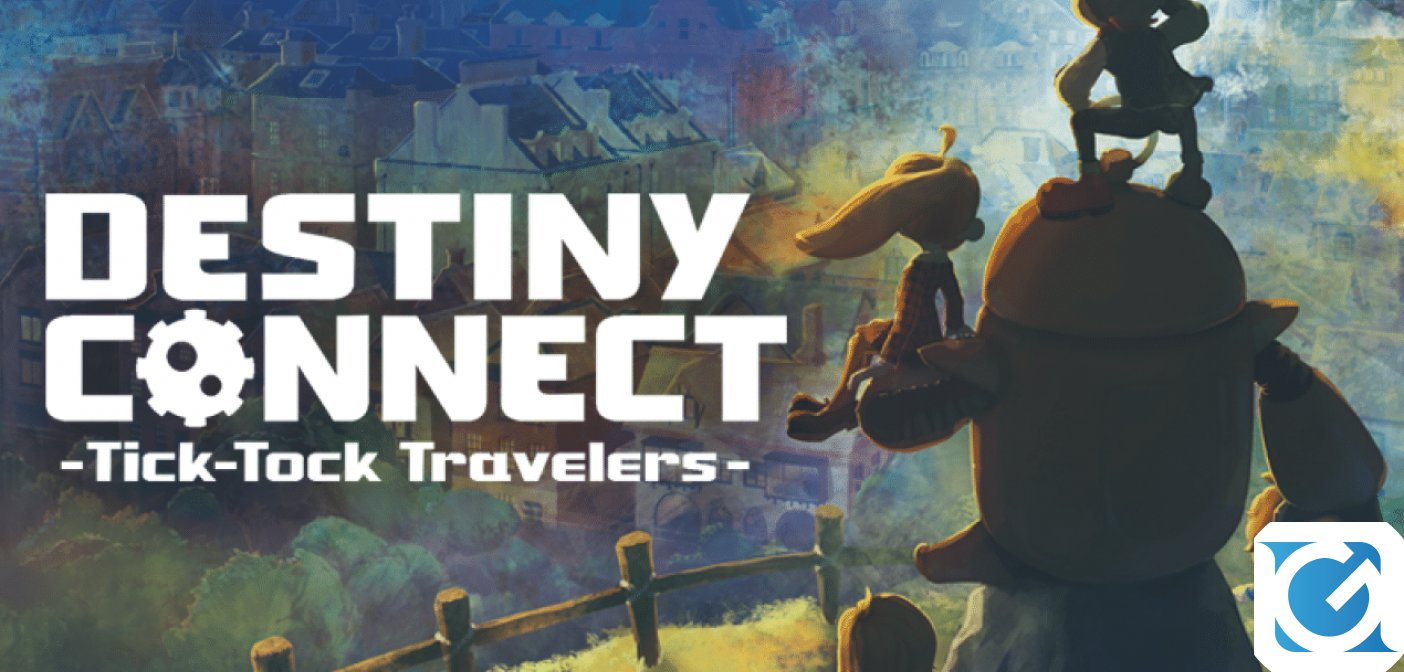 Destiny Connect: Tick-Tock Travelers arriva a fine anno su Playstation 4 e Switch