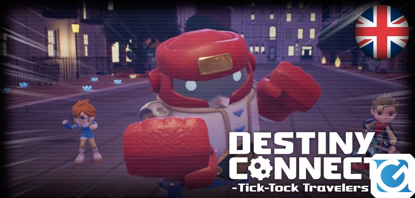 Nuovo trailer per Destiny Connect: Tick-Tock Travelers