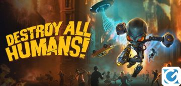 Recensione Destroy All Humans! per XBOX One - L'Impero Furon torna alla ribalta