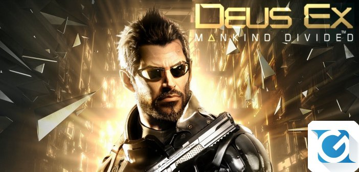 Deus EX Mankind Divided: il nuovo DLC A Criminal Past e' disponibile