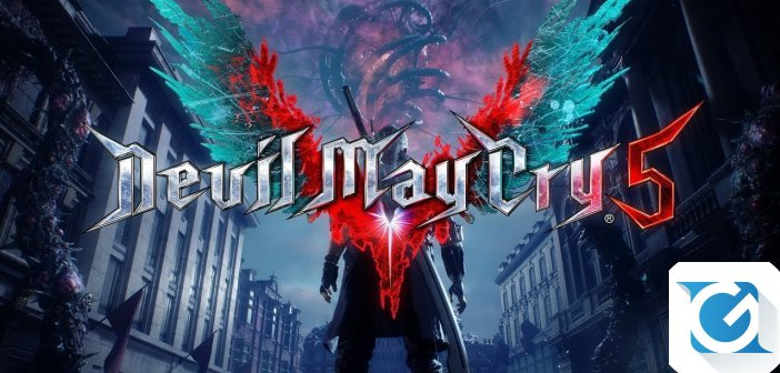 Capcom annuncia Devil May Cry 5