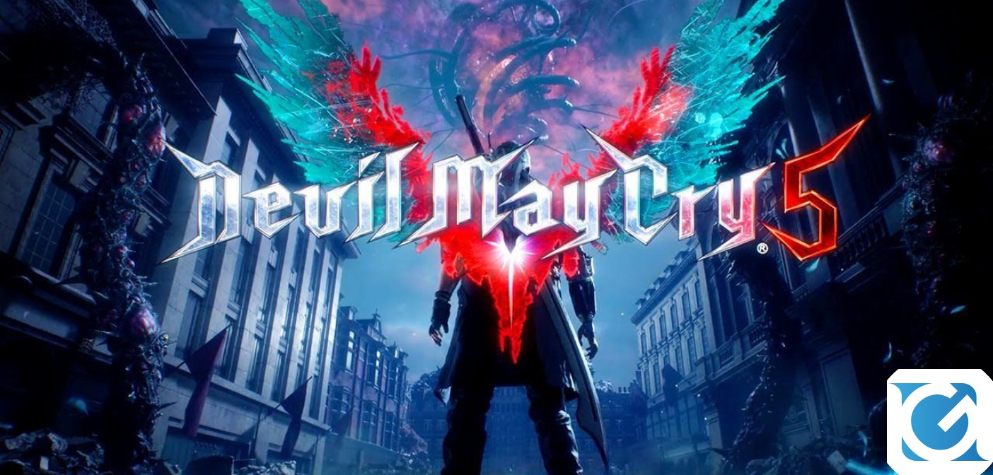 Devil May Cry 5: Svelata la data d'uscita
