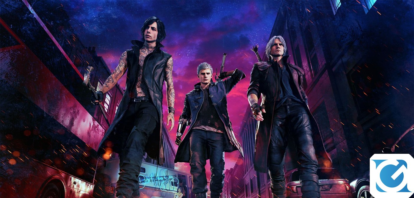 Nuovo trailer per Devil May Cry 5