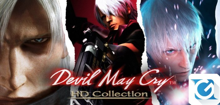 Recensione Devil May Cry HD Collection - Dante torna su XBOX One e Playstation 4