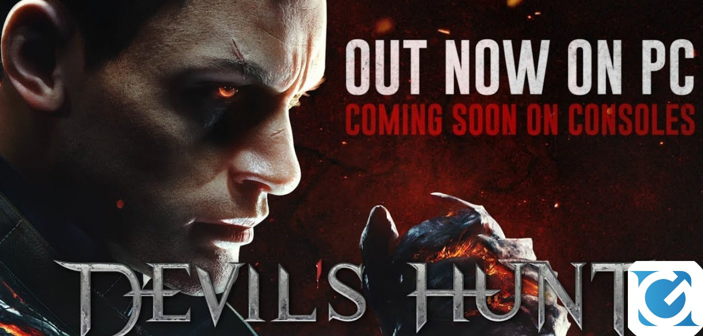 Devil's Hunt è disponibile su PC, arriverà su console nel 2020