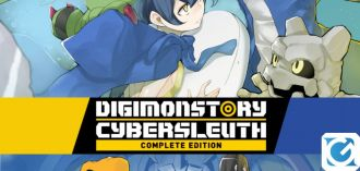 Digimon Story Cyber Sleuth: Complete Edition è disponibile per Switch e PC