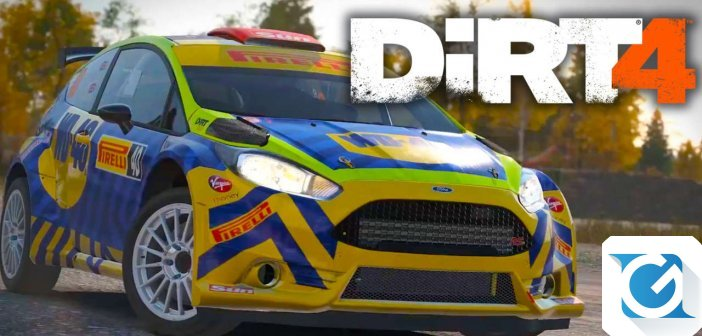 Nuovo video per DIRT 4, combatti la paura