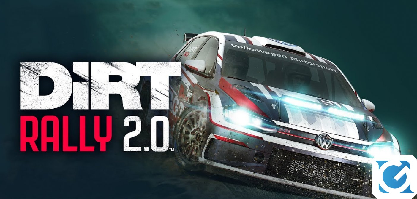 DiRT Rally 2.0 Game of The Year edition arriva a fine marzo su PC e console
