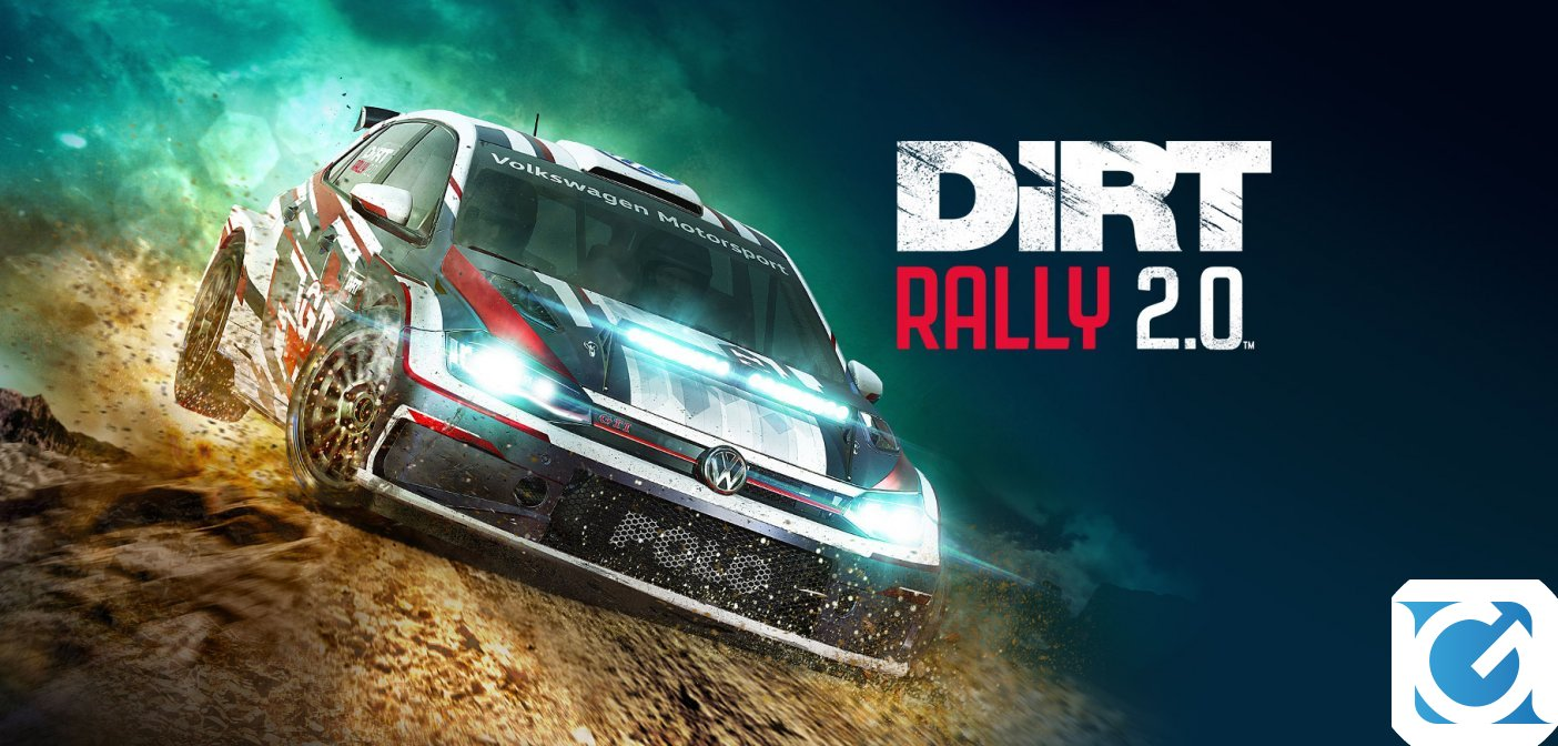Annunciata la Day One Edition di DiRT Rally 2.0