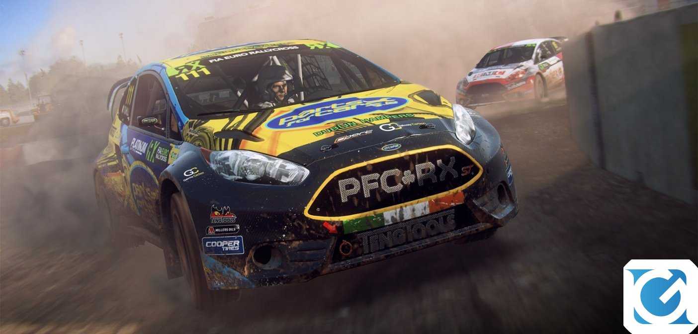 Nuovo trailer per DiRT Rally 2.0