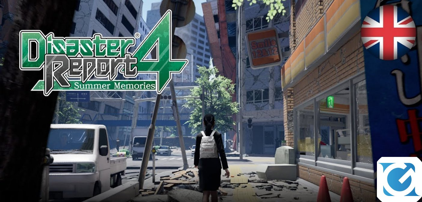 Disaster Report 4: Summer Memories ha una data d'uscita