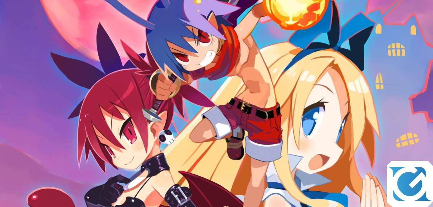Disponibile l'accolades trailer per Disgaea 1 Complete