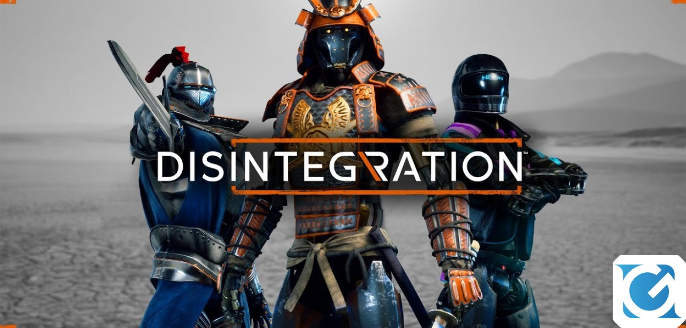 Disintegration è ora disponibile per PC, Playstation 4 e XBOX One