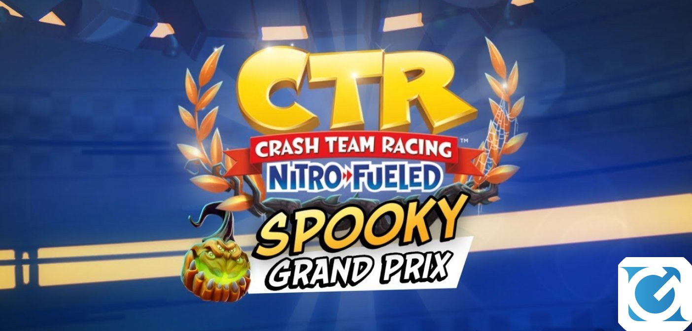 Disponibile il Quarto Granpremio di Crash Team Racing: Nitro-Fueled