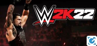 Disponibile il teaser trailer di WWE 2K22
