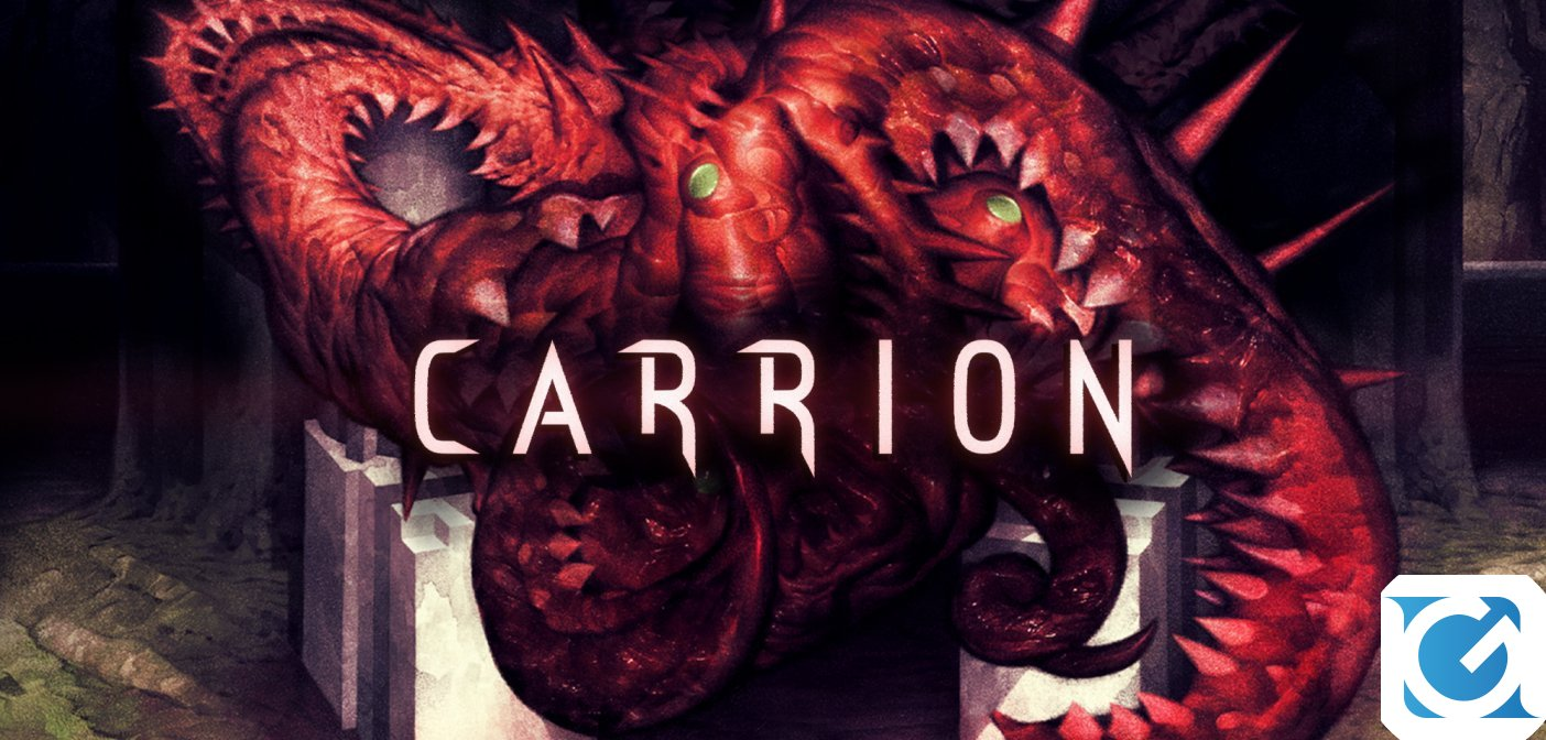 Disponibile il trailer di lancio di CARRION
