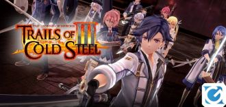 Disponibile l'accolades trailer per The Legend of Heroes: Trails of Cold Steel III