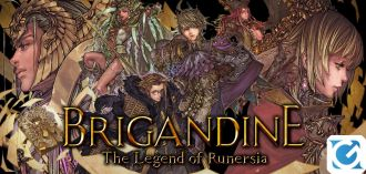 Disponibile la demo di Brigandine: The Legend of Runersia per Playstation 4