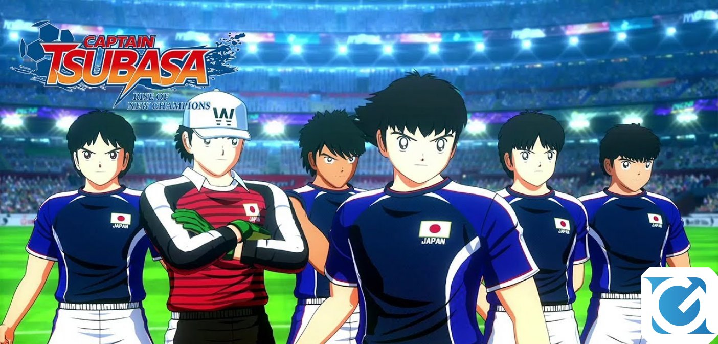 Disponibile la demo di Captain Tsubasa: Rise Of New Champions