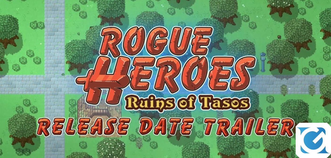 Disponibile la demo di Rogue Heroes: Ruins of Tasos per Switch