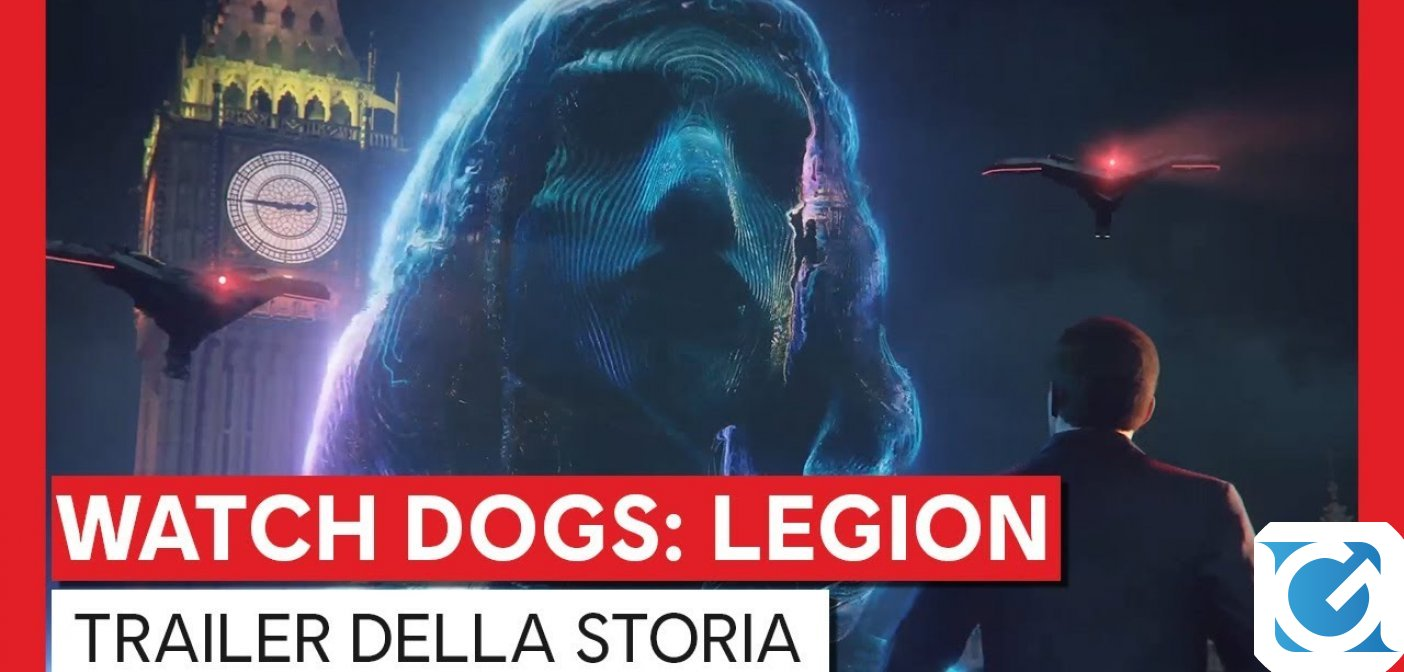 Disponibile un nuovo story trailer per Watch Dogs: Legion