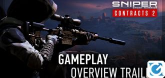 Disponibile una Gameplay Overview per Sniper Ghost Warrior Contracts 2