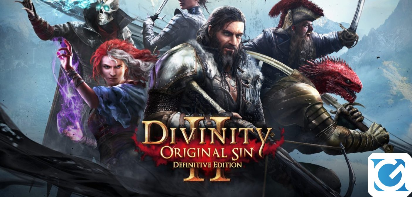 Divinity: Original Sin 2 - Definitive Edition arriva su Mac nel 2019