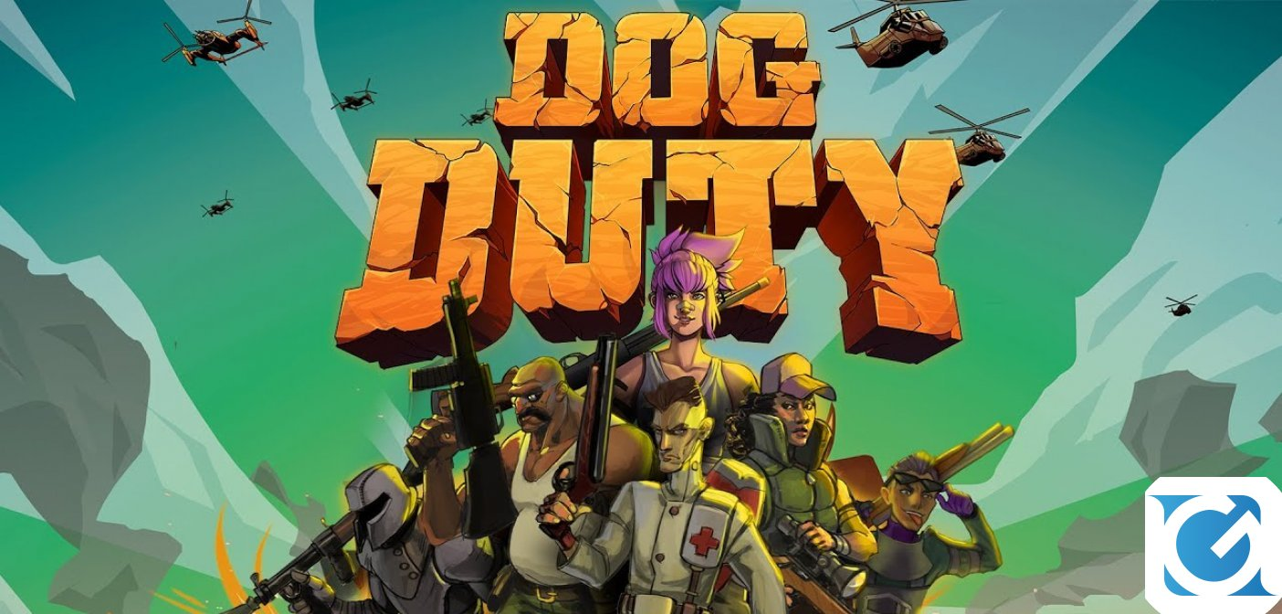 Dog Duty è finalmente disponibile per PC e console