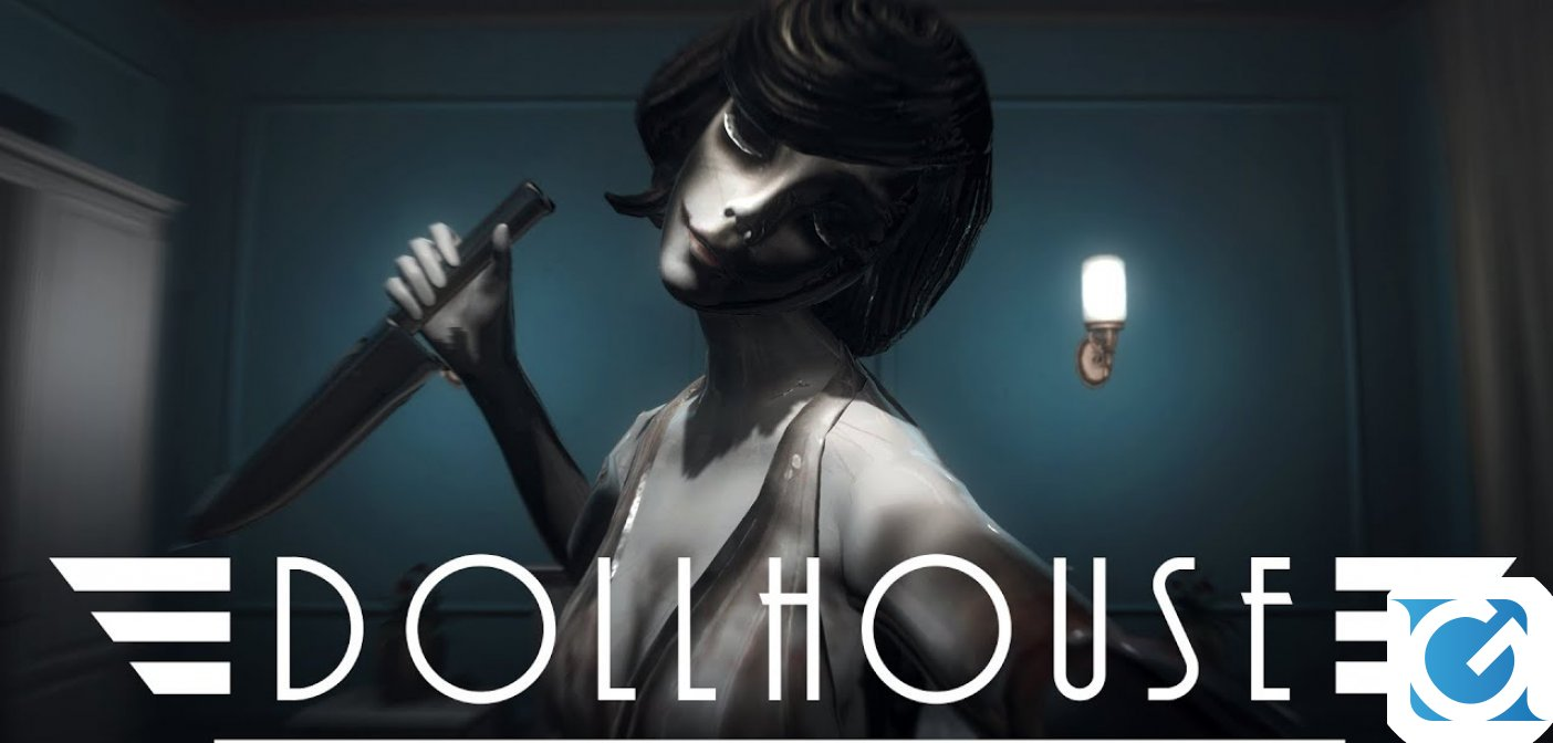 Dollhouse è disponibile per PlayStation 4 e Steam